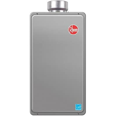 Rheem RTG-64DVLP Prestige Low NOx Indoor Direct Vent Condensing Tankless Propane Water Heater