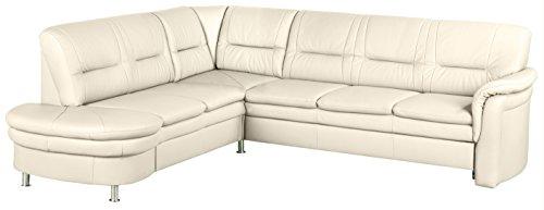 Cavadore-5034-Wohnlandschaft-Cassada-Abschlusselement-2-sitzig-mit-Schublade-links-Spitzecke-Relaxfunktion-3-er-Bett-rechts-265-x-90-x-240-cm-Leder-Punch-altwei