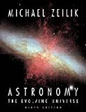 img - for By Michael Zeilik - Astronomy: The Evolving Universe: 9th (nineth) Edition book / textbook / text book