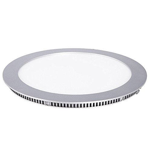 Royoled Pb1054 4W Smd Led Panel Light Ultra-Thin Recessed Lighting Panel Down Light Lamp Round Shape With White Color Light