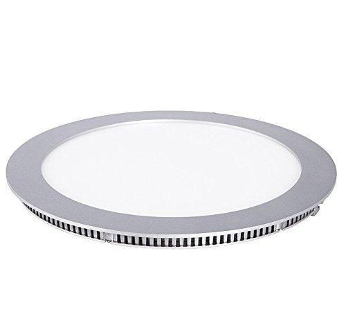 Royoled Pb853 3W 6000K Smd Led Panel Light Ultra-Thin Recessed Lighting Panel Down Light Lamp Round Shape