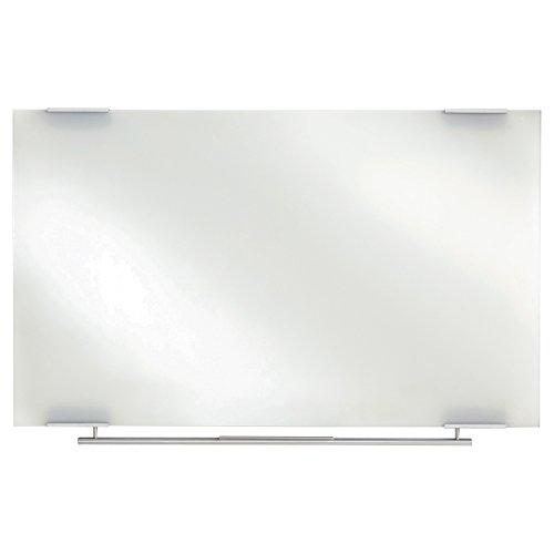 Iceberg ICE31150  Clarity Glass Dry Erase Whiteboard, 60