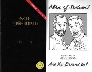Not The Bible, Sean Kelly; Tony Hendra