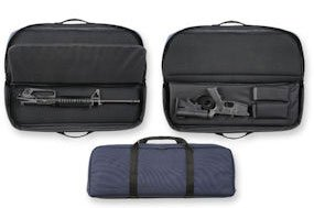 Bulldog Cases Ultra Compact Ar-15 Discreet Carry Case, 29 In