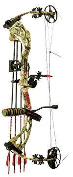 PSE Stinger 3G RTS Package Right Hand Bow, 60-Pound, Mossy Oak Break Up Infinity