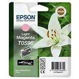 Epson T0596 Ink Cartridge For Stylus Photo R2400 Light Magenta