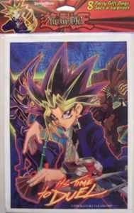 Yu-Gi-Oh! Party Gift Bags- 8 count by Designware