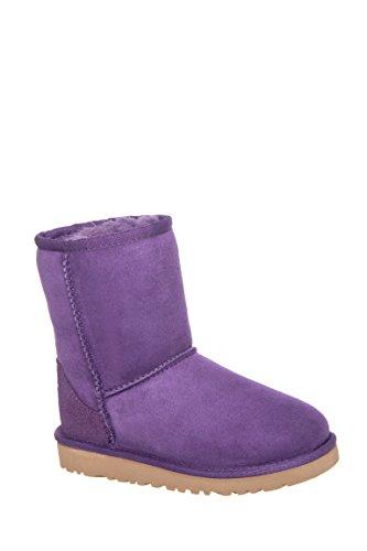 UGG Australia Classic Bilberry Sheepskin Girl's Boots Size 1