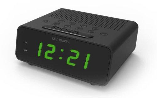 Emerson SmartSet Alarm Clock Radio (CKS1800)