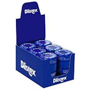 Blistex lip medex, lip moisturizer - 12 x 0.25 oz