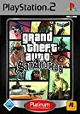 Video Games - Grand Theft Auto: San Andreas [Platinum]