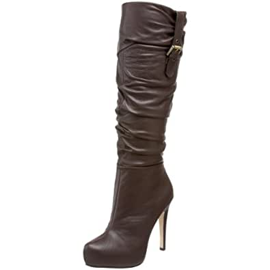 Charles by Charles David Women's Valentina Knee-High Boot,Brown,10 M US