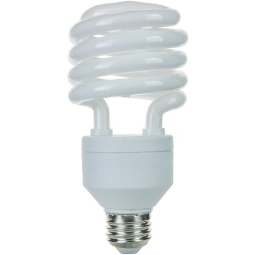 Sunlite SL32/E/65K 32 Watt High Wattage Spiral Energy Star Certified CFL Light Bulb Medium Base Daylight