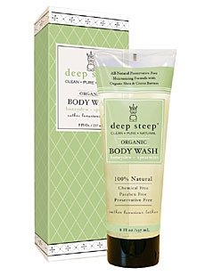 Body Wash Honeydew-Spearmint Bowl 1 OZ 20 Packes - Deep Steep