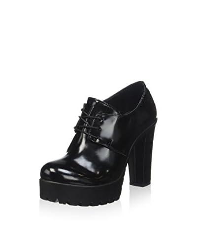 NILA&NILA Zapatos abotinados OK21 Negro
