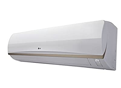 LG LSA6AT3D Split AC (2 Ton, 3 Star Rating, White)