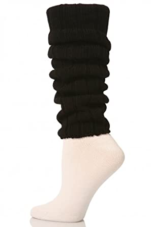 Leg Warmers Available in Various Colours (Black)