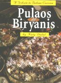 Pulaos & Biryanis - A Tribute to Indian Cuisine by Katy Dalal