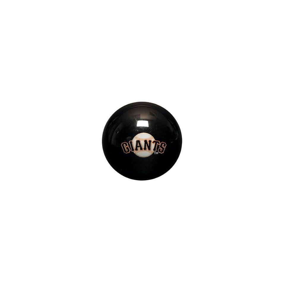 San Francisco Giants MLB Billiard Ball