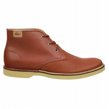 LACOSTE Men's Sherbrooke HI 10 (Dark Red 10.5 M)