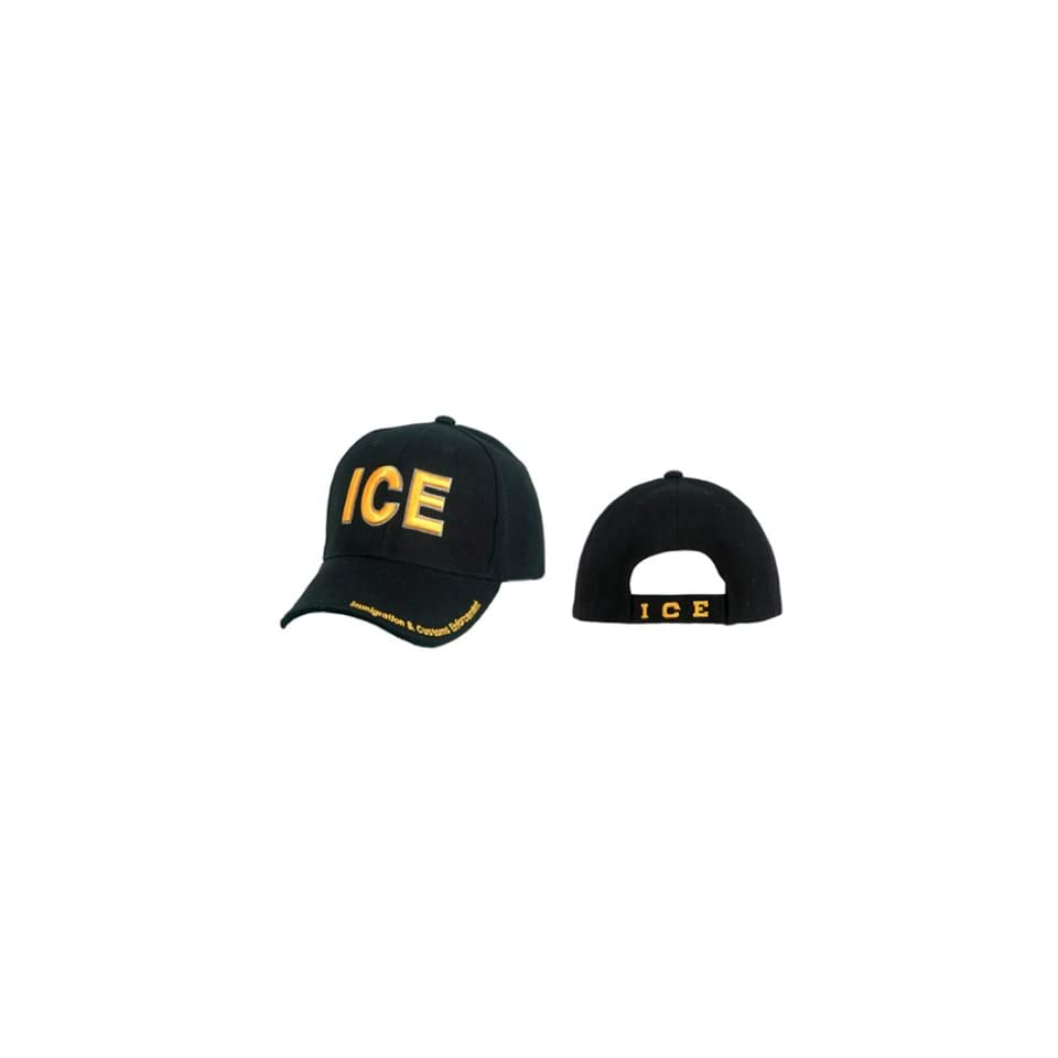 ICE Immigration Customs Law Enforcement Cap Police Hat on PopScreen c56d1de1c07c