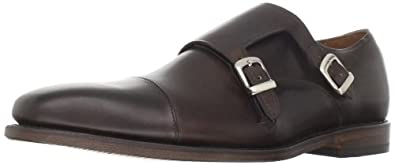 Allen Edmonds Men's Neumora Monk Strap,Brown,13 D US
