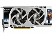 Palit 1.28GB Nvidia GeForce GTX 560 Ti 448 Cores Graphics Card (GDDR5, PCI Express 2.0, HDMI, DVI, NVIDIA 3D Vision, Battlefield 3 Themed Packaging, No Game Included)