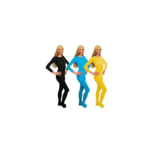 Türkisfarbener Body für Erwachsene – M günstig