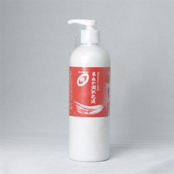 オリザ ジュン モイスチャーミルク 米ぬか潤肌乳液 400mlポンプ