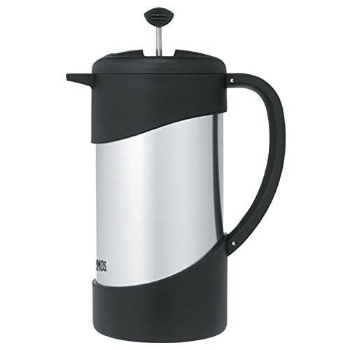 Thermos NCI1000SS4 Thermos Vacuum Insulated Coffee Press, 34 oz (One Person French Press compare prices)