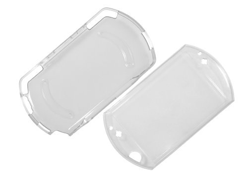 Clear Crystal Hard Case Cover Skin for Sony PSP Go