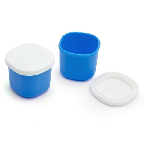 Bentgo Sauce Containers (2 Pack) - 1.35oz Leak-Resistant, BPA-Free Sauce Dippers Make it Easy to Transport Your Favorite Sauces, Dressings and Garnishes On the Go greenco mini food storage containers condiment and sauce containers baby food storage and lunch boxes leak resistant 2 3 oz each round containers set of 20
