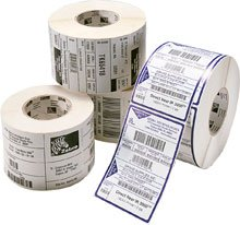 Zebra PolyPro 3000T Thermal Label 10011987