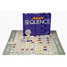 Jumbo Sequence Game (Sequence Board Game Jumbo compare prices)