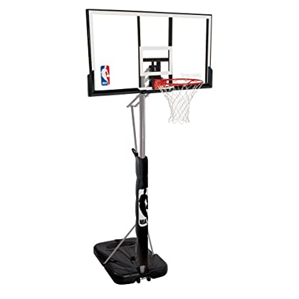 Spalding All-Weather Basketball Net Black//White//Gray
