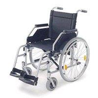 Rollstuhl faltbar, 1 St