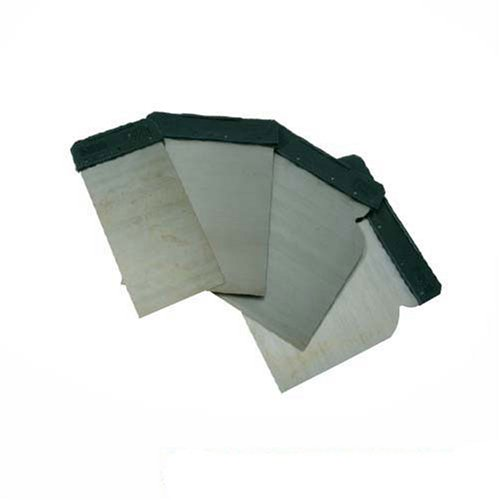 silverline-398777-espatulas-para-masilla-4-pzas-50-80-100-y-120-mm