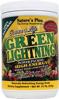 Natures Plus Source Of Life Green Lightning .5 Lb