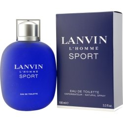 Lanvin L' Homme Sport By Lanvin For Men Eau De Toilette Spray, 3.3-Ounce / 100 Ml