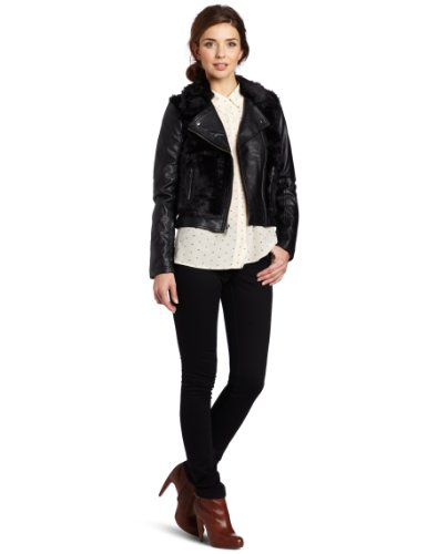 KUT from the Kloth Women's Heather Jacket, Black, Large