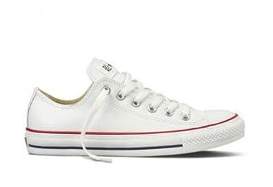 women white leather converse