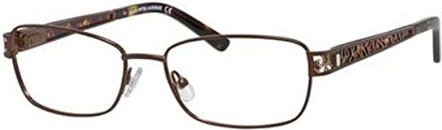 saks-fifth-avenue-273-eyeglasses-0jrk-brown-55-16-135