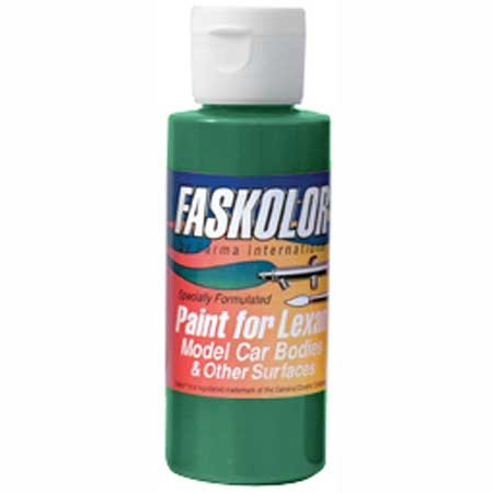 Parma 40005 Green Lexan Paint 2-Ounce Bottle - 1