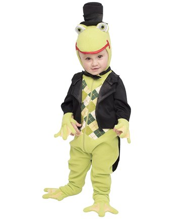 Dancing Frog Snugimals Costume Baby