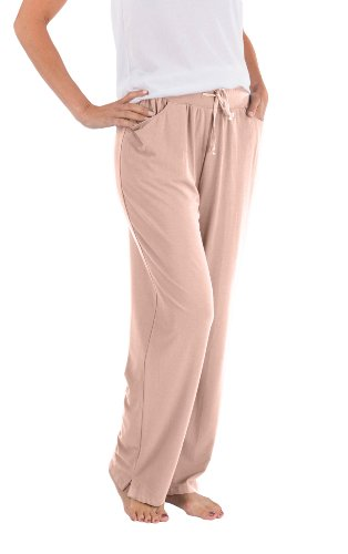 Yoga Lounge Pants Exercise Clothes Women'S Eco Friendly Clothing Gift Wb1202-Esd-L front-283892