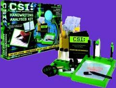 CSI Handwriting Analysis Kit