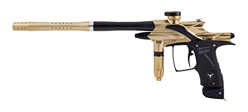 Dangerous Power Fusion Elite Paintball Markers, Gold/Black (Solenoid Dye compare prices)