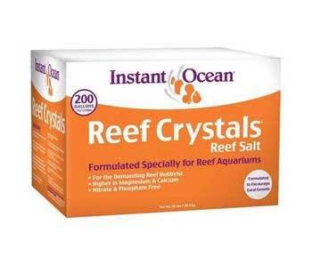 200 Gallon Reef Crystals Sea Salt (box)