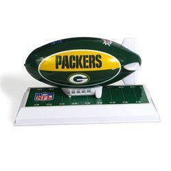Green Bay Packers 2005 NFL Limited Edition Die-Cast 1:200 Blimp Collectible by Fleer Collectibles
