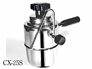 Stove-Top Cappuccino Steamer by belpasta